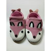 Giày da mềm đế cao su cho bé từ 6 tháng đến 3 tuổi