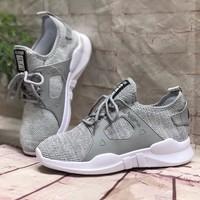Giày bata nữ Fashion02 xám