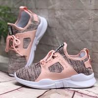 Giày bata nữ Fashion02 hồng