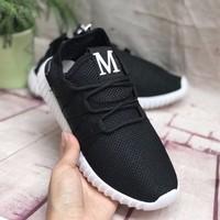 Giày bata nữ Fashion03 đen