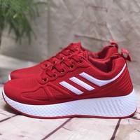 Giày bata nữ Fashion01 đỏ