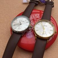 Đồng hồ nữ dây da giá rẻ Longbo KR