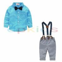 Sét áo quần yếm cho bé trai đi tiệc đi chơi mùa xuân hàng vnxk
