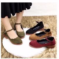 giày 0xford kiểu nữ 2678