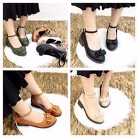 giày oxford nữ thắt nơ  2680