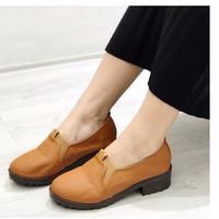 giày oxford thắt nơ 2674
