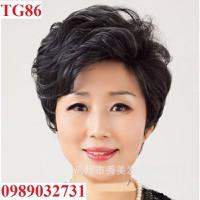 Tóc giả trung niên - TG86
