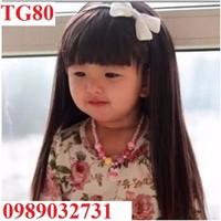 Tóc giả bé gái - TG80