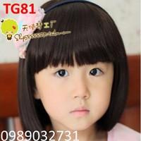 Tóc giả bé gái - TG81