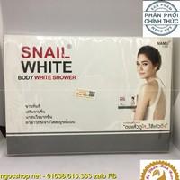 tắm trắng snail white