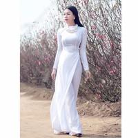 Áo dài trắng cao cấp