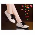Giày thể thao êm chân - Kem