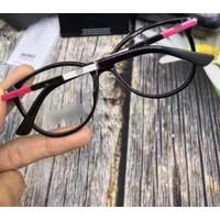 Mắt kính giả cận phối 3 màu thời trang nữ