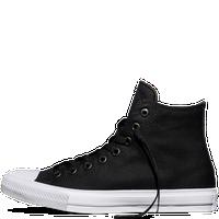 Giày Sneaker CK2 Đen Cổ Cao - Nữ