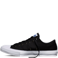 Giày Sneaker CK2 Đen Cổ Thấp - Nữ