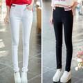 Quần legging nữ thời Hàn Quốc trang sọc ngang eo độc đáo 110