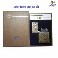 Hột quẹt Zippo phóng điện  PLASMA