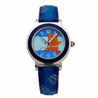 Đồng hồ trẻ em dây da GE117
