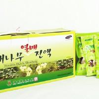 Nước bổ gan, giải độc  Hovenia 30gói x 100ml- Hàn Quốc
