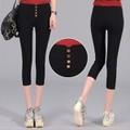 quần kaki nữ dáng ngắn QT02