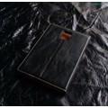 Bao Da ionecase Blackberry Passport da bò màu đen