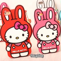 Ốp Kitty Rabito iPhone 6 6S 6Plus 7 7Plus