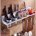 Bộ kệ treo đựng dụng cụ bếp siêu gọn