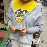 áo khoác nữ oversize Mã: AO2869
