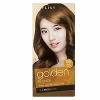 Thuốc nhuộm tóc The FaceShop Golden Blonde 10N