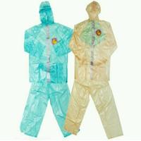 Bộ quần áo mưa nilon - combo 5 bộ