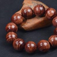 Vòng tay gỗ trắc