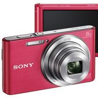 Máy ảnh Sony Cybershot DSC-W830 Chính hãng Bảo hành 2 năm