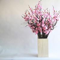 Cành hoa đào Nhật thân xoắn