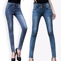 Quần jean nữ phong cách - 136
