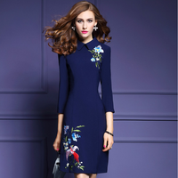 Đầm váy họa tiết cực đẹp DV610