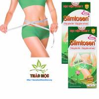 Combo thuốc giảm cân slimtosen extra  an toàn hiệu quả