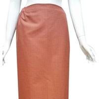 Váy chống nắng-ô nhí đỏ vàng