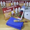 Bộ làm sạch giầy, túi da Dr clean