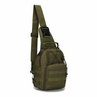 DCS0073 - Túi Đeo Quân Đội Thời Trang PRAZA