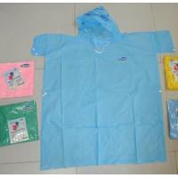 Áo mưa cho bé - quà tặng từ Vinamilk
