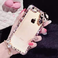 Ốp lưng Iphone 6plus đính đá