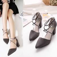 giày mũi nhọn thời trang