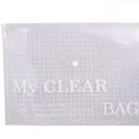 1 túi gồm 20 chiếc Clear bag Trà My khổ A mỏng
