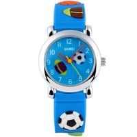 Đồng hồ trẻ em Skmei 1047C xanh dương