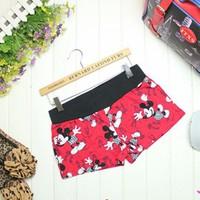 quần short nữ hình mickey Mã: QN618 - 3