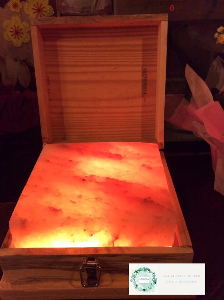 Đá Muối Massage Chân Himalaya - 4