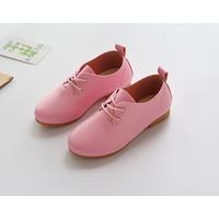 Giày peas cột dây Z-29 hồng