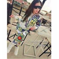 quần áo khoác bộ bông hoa Mã: AA543 - 4