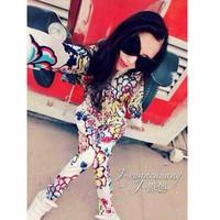 quần áo khoác bộ bông hoa Mã: AA543 - 2
