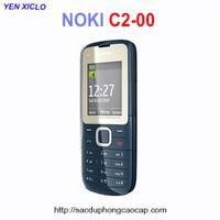 Nokia C-200 Zin  2Sim Pin Sạc Đầy Đủ